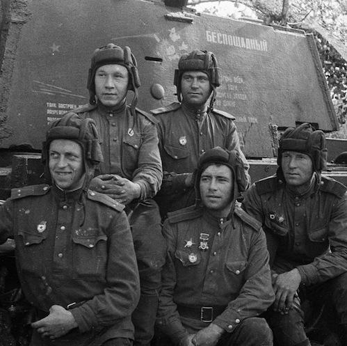 Братья Покрасс Марш советских танкистов