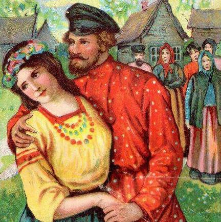 Надежда Кадышева Ухарь-купец