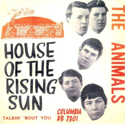 The Animals The House of the Rising Sun