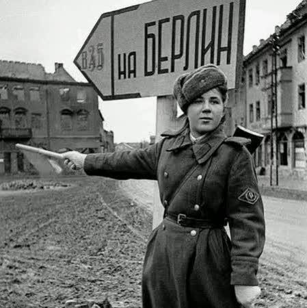 Леонид Утёсов Дорога на Берлин