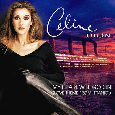 Селин Дион My Heart Will Go On