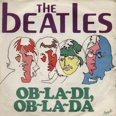 The Beatles Ob-La-Di, Ob-La-Da