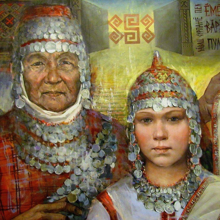Сергей Кувшинов Ах,аннеçĕм,анне