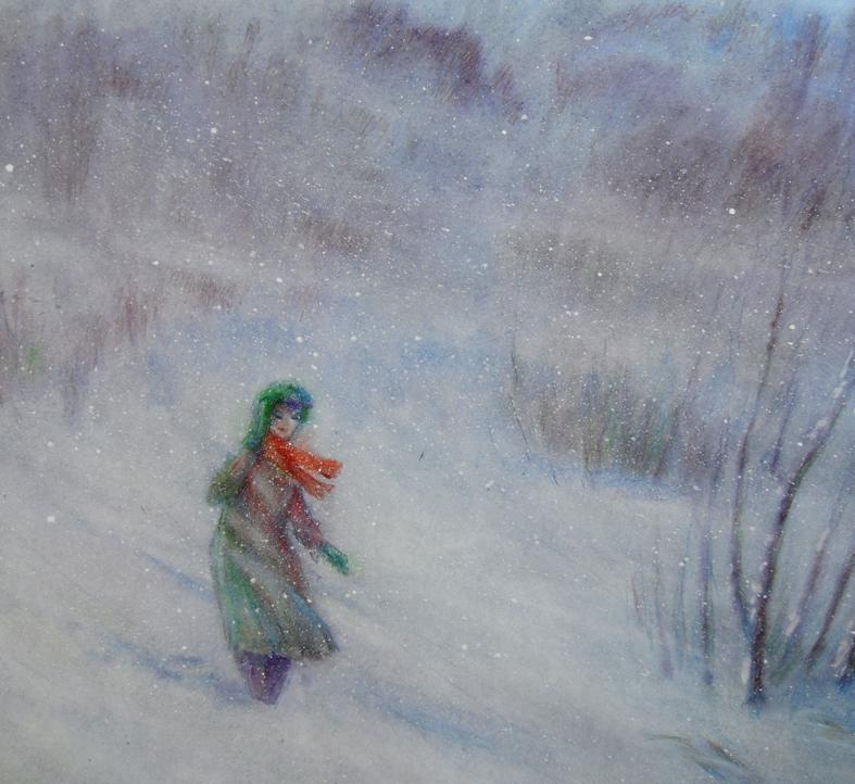 Георгий Свиридов Метель. Вальс