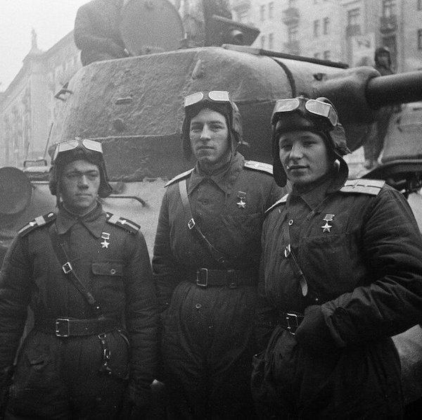 Братья Покрасс Три танкиста