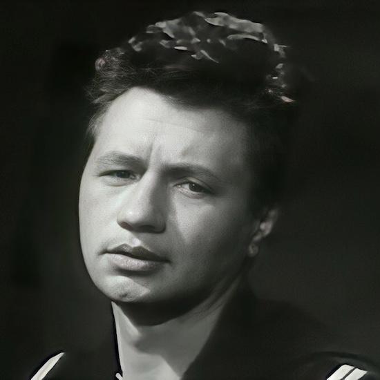 Леонид Быков Солдатская шинель