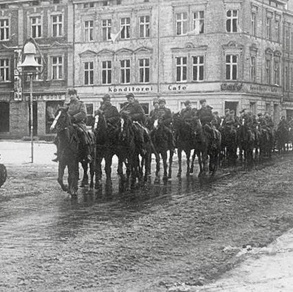 Братья Покрасс Казаки в Берлине