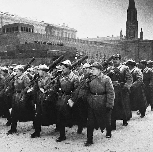 Борис Мокроусов Марш защитников Москвы