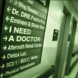 Dr. Dre I need a doctor