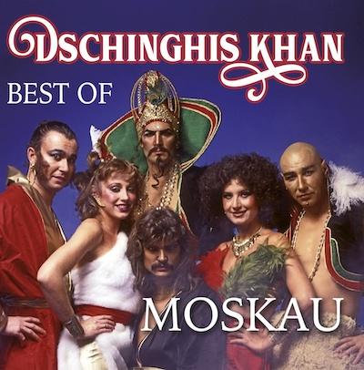 Dschinghis Khan Moskau